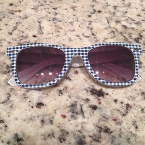 Accessories - Checkered Sunglasses